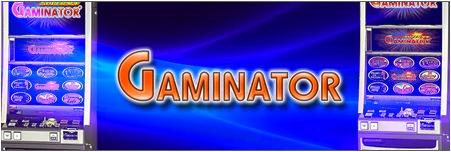 Gaminator - игровая система