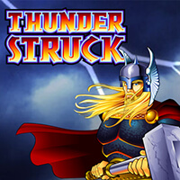 Thunder struck Microgaming Slot
