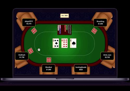 Покер Рум для компьютер