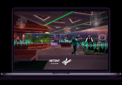 NetEnt для наземных казино
