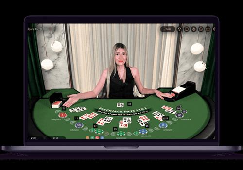 Live Casino от NetEnt