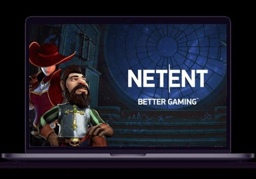 Программное обеспечение NetEnt