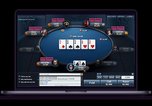 Настольная версия Покер Рум