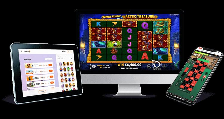 Платформа для казино pragmatic play