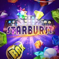 Starburst слот NetEnt