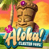 Aloha cluster pays слот