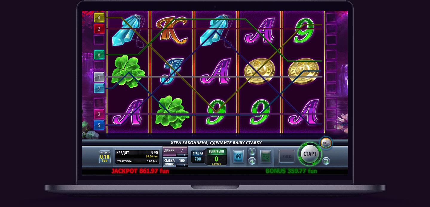 Champion casino слот