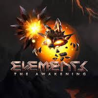 Слот elements от NetEnt