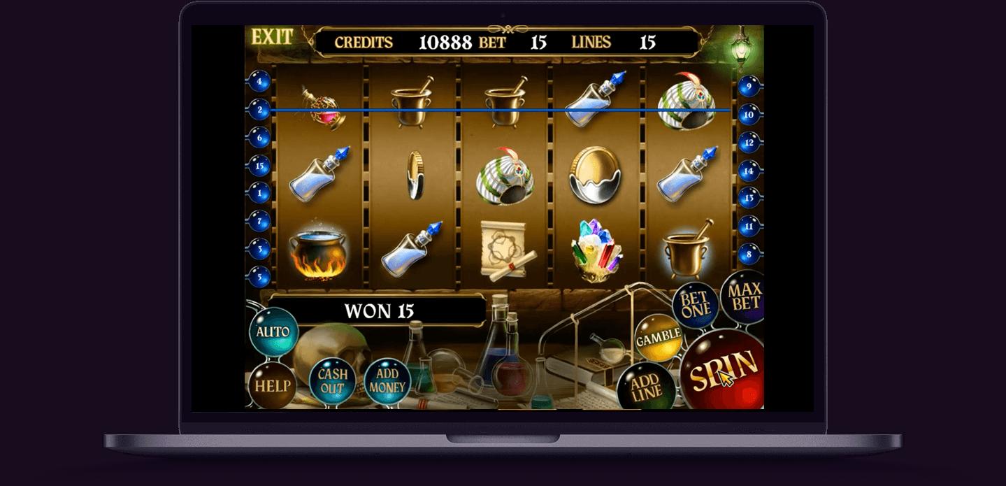 Слот GlobalSlots casino